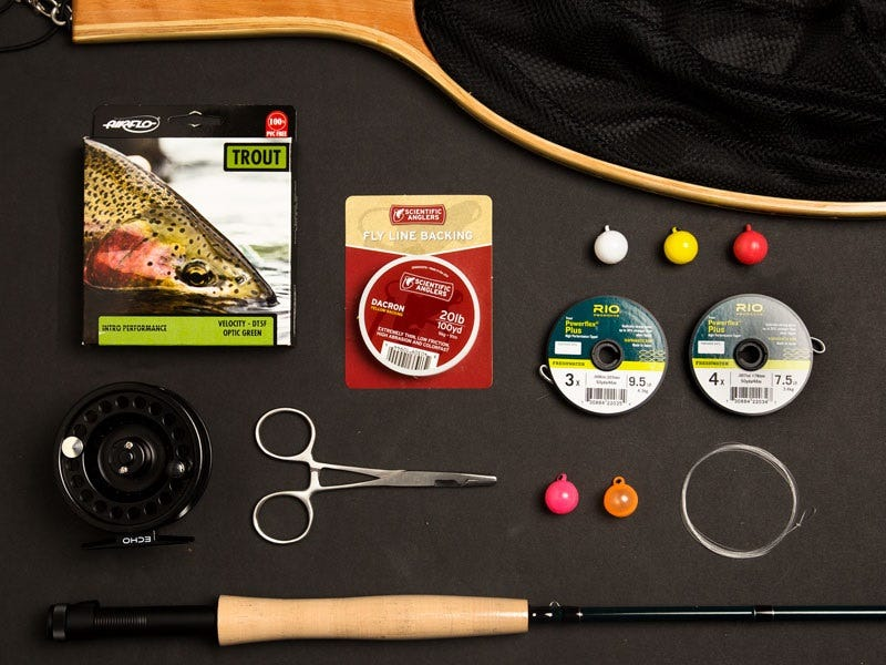 What gear do I need to start fly fishing?